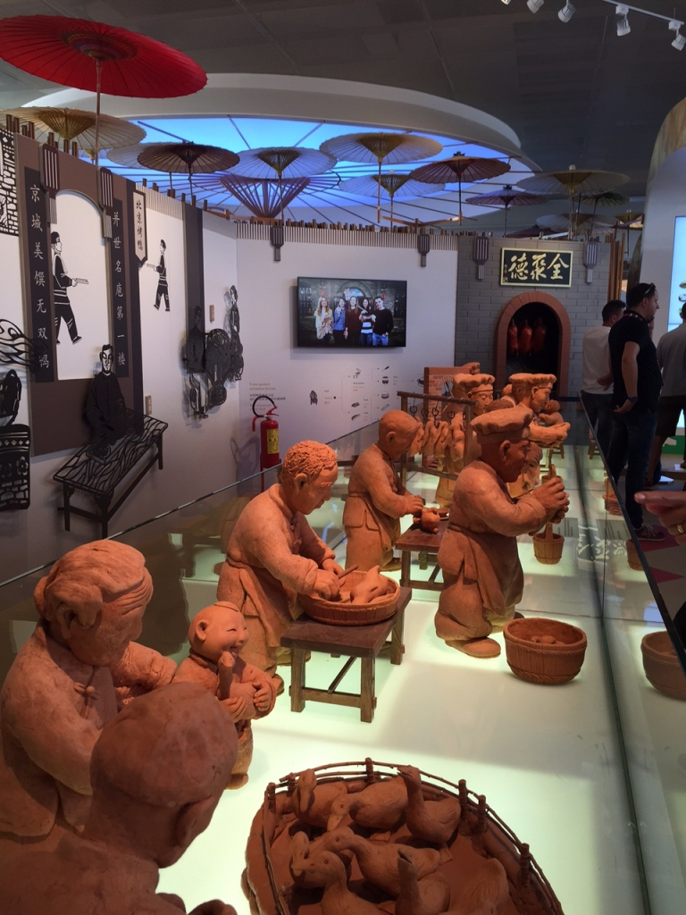 Milan exposition universelle 2015